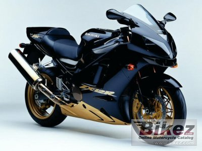 2003 Kawasaki ZX-12R Ninja specifications and pictures