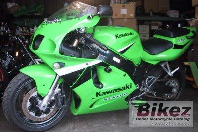 2003 Kawasaki ZX-7R