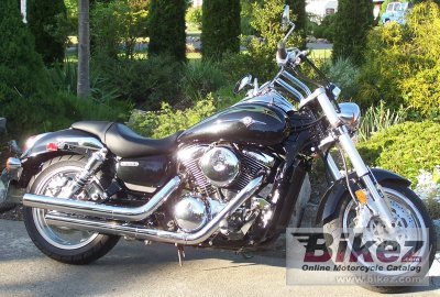 2004 Kawasaki VN 1600 Mean Streak photo