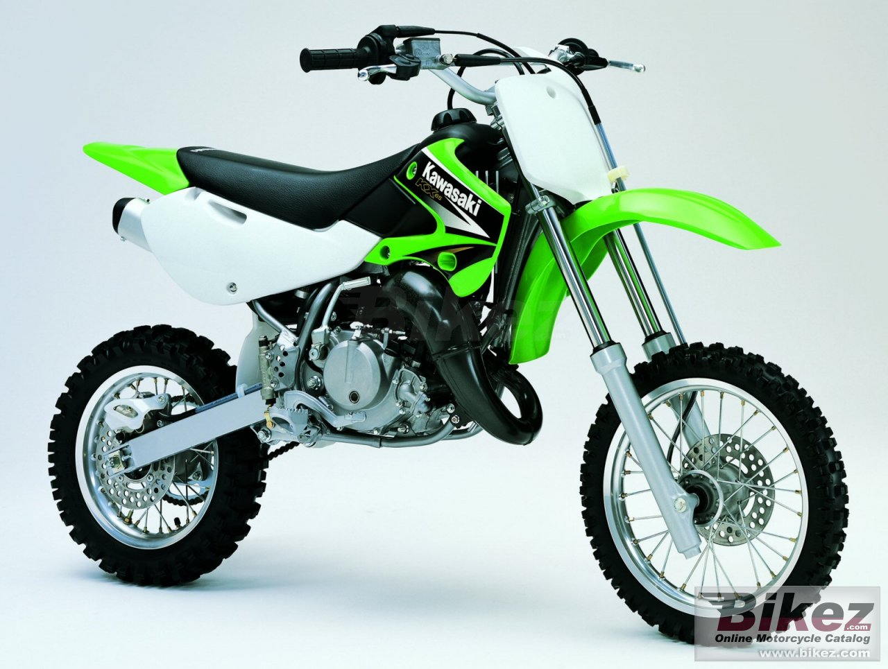 Big Kawasaki kx 65 picture and wallpaper from Bikez.com