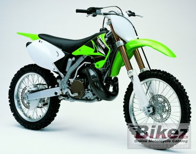 2004 Kawasaki Kx 250 Specifications And Pictures