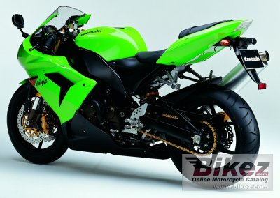 2004 Kawasaki Ninja Zx 10r Zx1000 C1 Specifications And