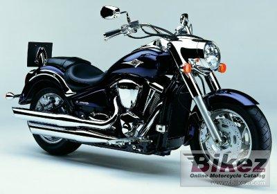 2004 Kawasaki VN 2000 (VN2000-A1)