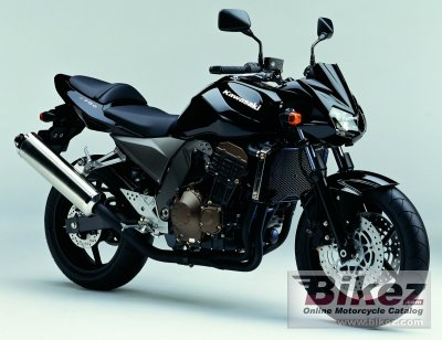 2004 Kawasaki Z 750