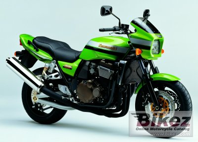 2004 Kawasaki ZRX 1200 R specifications and pictures