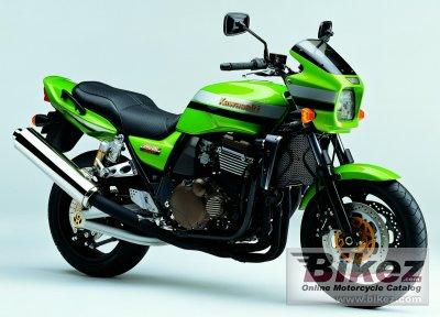 Kawasaki Zrx Review