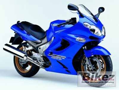 2004 Kawasaki ZZR 1200 specifications and pictures