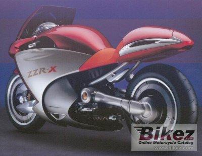 2004 Kawasaki ZZR-X