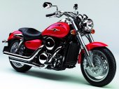 2005 Kawasaki Vulcan 1600 Mean Streak photo