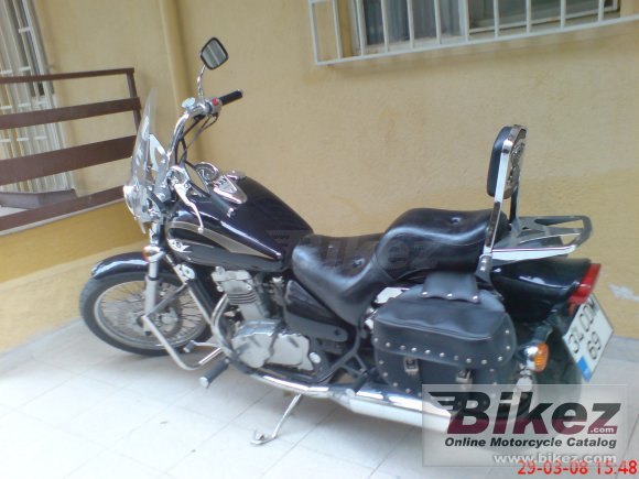 2005 Kawasaki Vulcan 500 Ltd / EN 500 C photo
