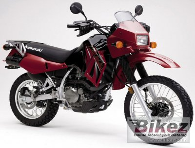 2005 Kawasaki Klr 650 Specifications And Pictures