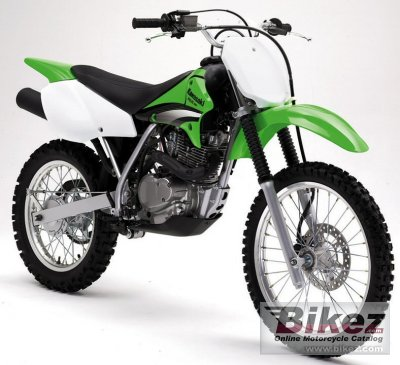2005 Kawasaki KLX 125 L specifications and pictures
