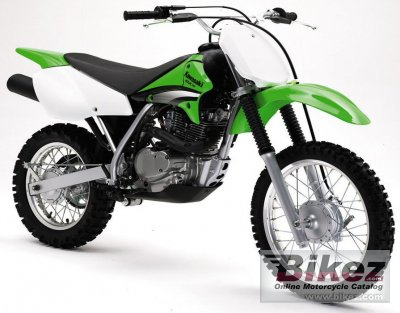 2005 Kawasaki Klx 125 Specifications And Pictures