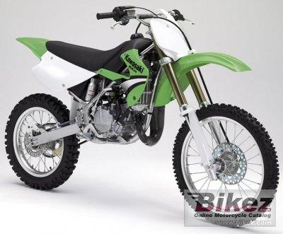 2005 Kawasaki KX 100