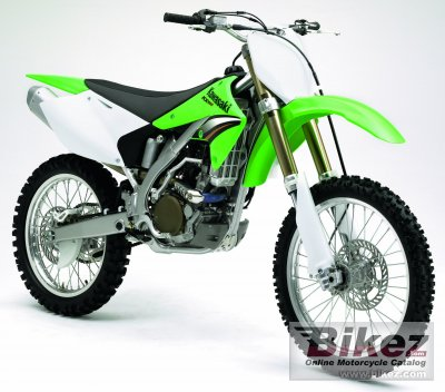 Kawasaki Kxf Specifications