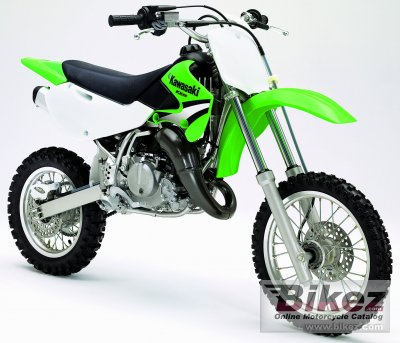 2005 Kawasaki KX 65 specifications and pictures