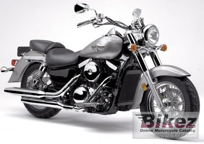 2005 Kawasaki Vulcan 1500 Clic specifications and pictures
