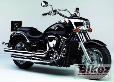2005 Kawasaki Vulcan 2000 specifications and pictures