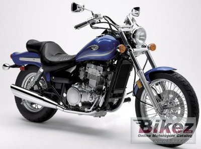 2005 kawasaki vulcan 500 ltd en 500 c specifications and. Black Bedroom Furniture Sets. Home Design Ideas