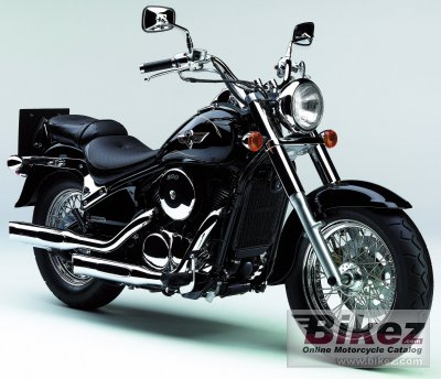 2005 Kawasaki Vulcan 800 Clic specifications and pictures