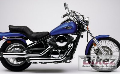 2005 Kawasaki Vulcan 800 specifications and pictures