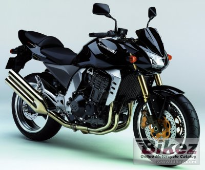 2005 Kawasaki Z 1000 specifications and pictures