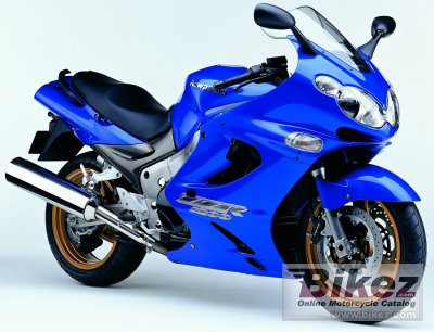 2005 Kawasaki ZZR 1200 specifications and pictures