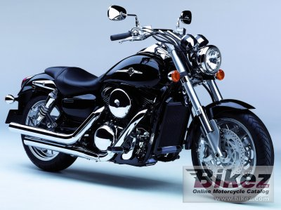 2006 Kawasaki Vulcan 1600 Mean Streak photo