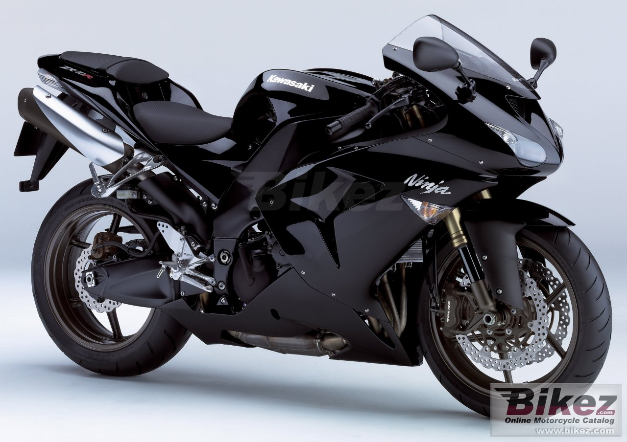 2006 Kawasaki Ninja ZX-10 R specifications and pictures