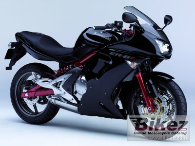 2006 Kawasaki ER-6f specifications and pictures
