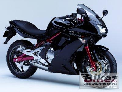 Kawasaki Ninja 650R For Sale >> 2006 Kawasaki ER-6f specifications and pictures