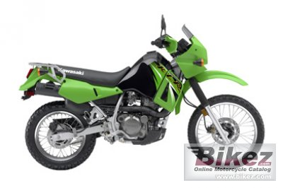 2006 Kawasaki KLR 650 specifications and pictures