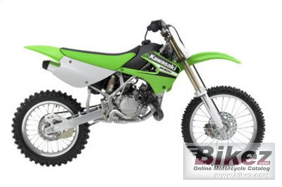 Admirable 2006 Kawasaki Kx 100 Specifications And Pictures Pabps2019 Chair Design Images Pabps2019Com