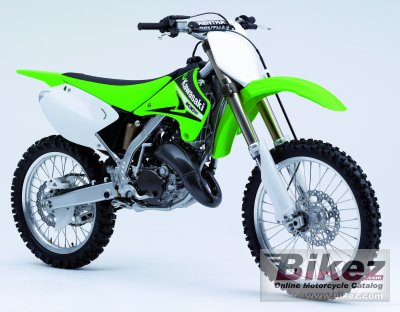Terrific 2006 Kawasaki Kx 125 Specifications And Pictures Pabps2019 Chair Design Images Pabps2019Com