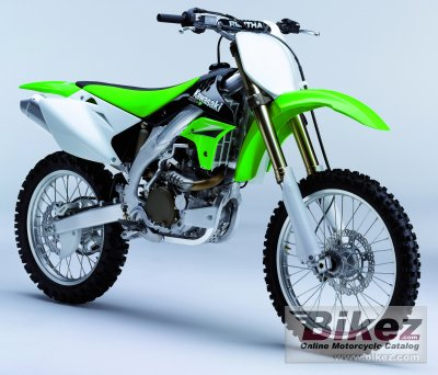 2006 kawasaki kx 450 f specifications and pictures