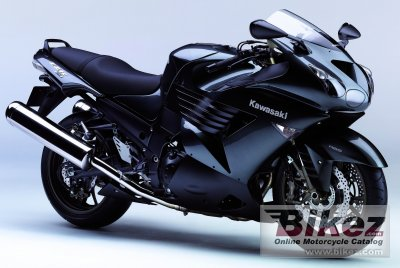 2006 Kawasaki Ninja ZX-14 specifications and pictures