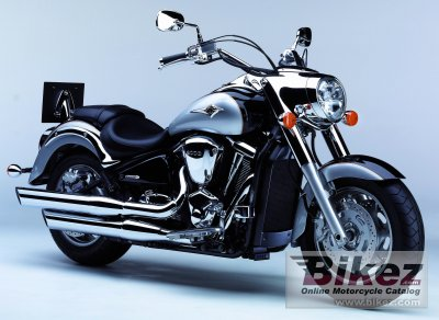 2006 Kawasaki Vulcan 2000 specifications and pictures