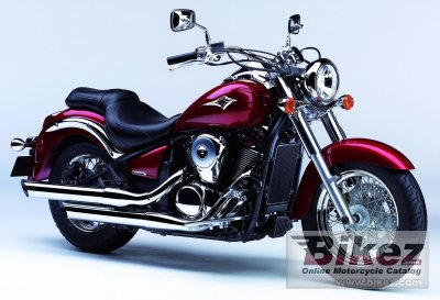 2006 kawasaki vulcan 900 classic specifications and pictures