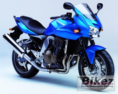 2006 Kawasaki Z 750 S Specifications And Pictures