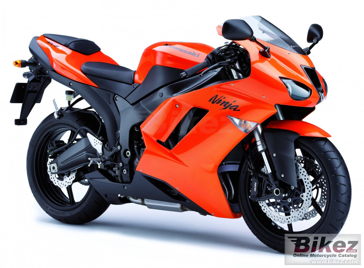 2007 Kawasaki Ninja Zx 6r Specifications And Pictures