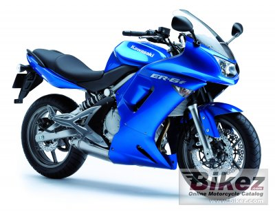 2007 Kawasaki Er 6f Specifications And Pictures