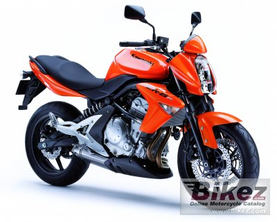 2007 Kawasaki Er 6n Abs Specifications And Pictures