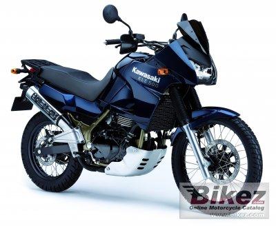 2007 Kawasaki KLE500