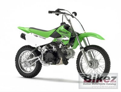 Prime 2007 Kawasaki Klx 110 Specifications And Pictures Beatyapartments Chair Design Images Beatyapartmentscom