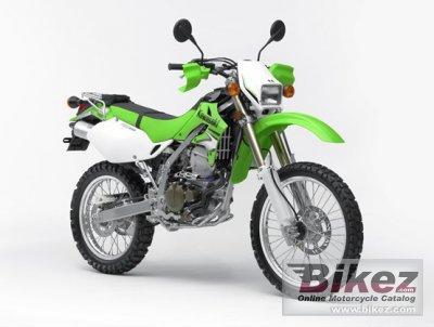 2007 Kawasaki KLX250S