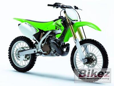 2007 Kawasaki KX250