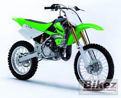 2007 Kawasaki KX85 II