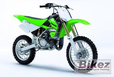 2007 Kawasaki KX85