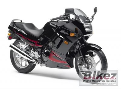 2007 Kawasaki Ninja 250r Specifications And Pictures