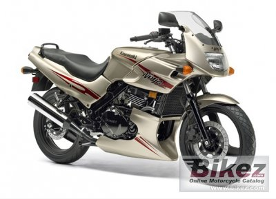 2007 Kawasaki Ninja 500R specifications and pictures